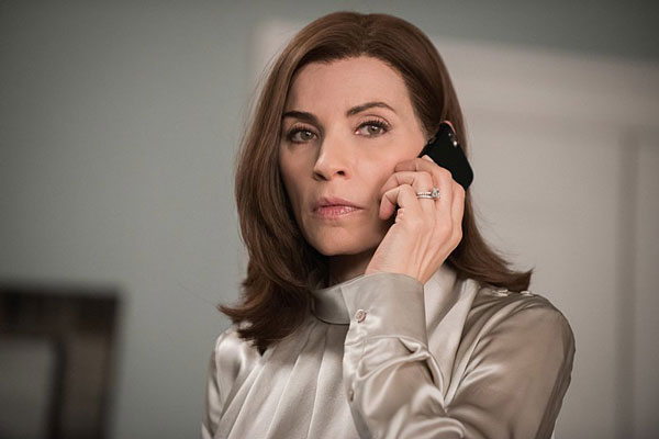 Alicia dans The Good Wife saison 6 episode 22