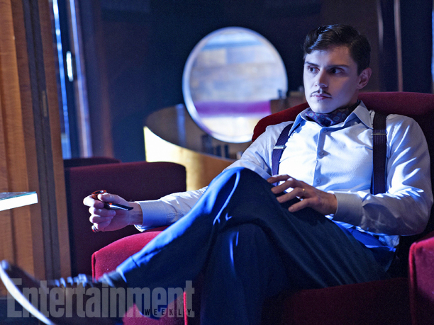 American Horror Story Hotel (saison 5) - Evan Peters
