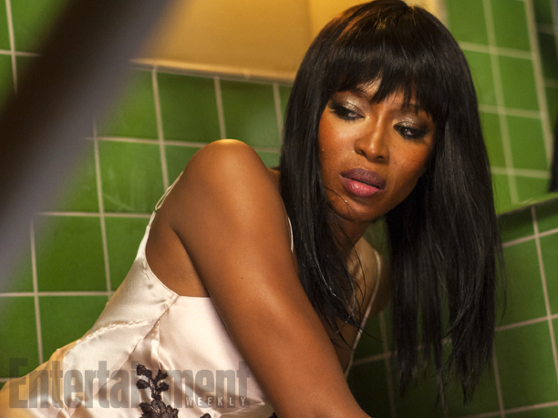 American Horror Story Hotel (saison 5) - Naomi Campbell