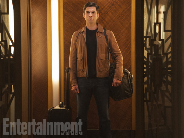 American Horror Story Hotel (saison 5) - Wes Bentley