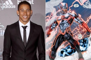 The Flash a trouvé son Wally West (aka Kid Flash) dans la franchise Divergente