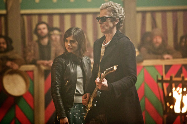 Doctor Who saison 9 episode 1 - Doctor Who : Retour aux sources (9.01)
