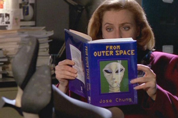 The X-Files - Jose Chung's 'From Outer Space