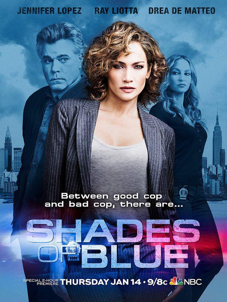 Shades of Blue - Saison 1 (Poster)