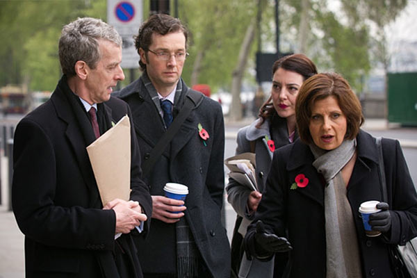 The Thick of It 2 - The Thick of It : L'incontournable satire politique corrosive anglaise