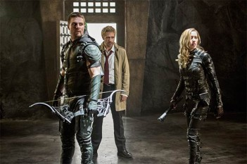Constantine de passage à Star City dans Arrow ce soir sur The CW