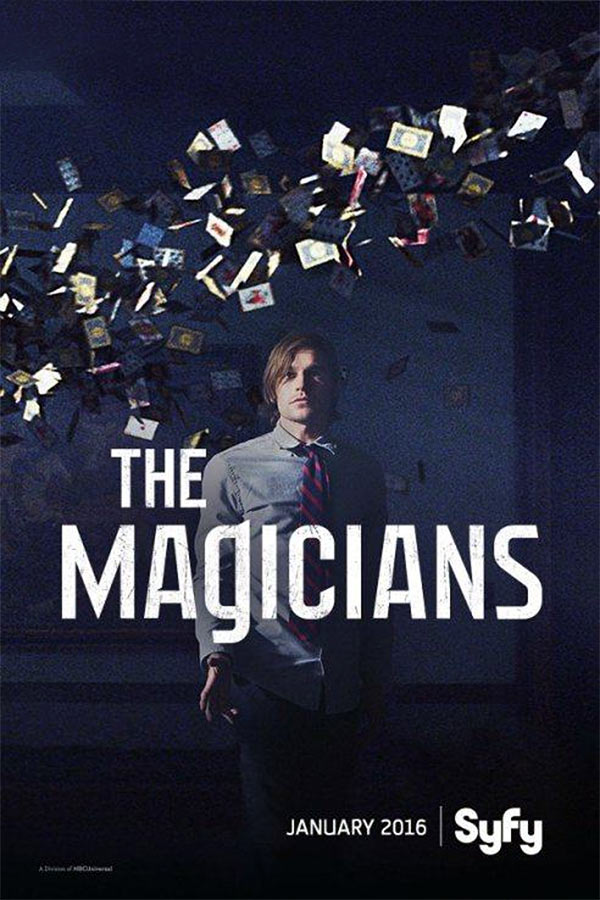 The Magicians (Poster)