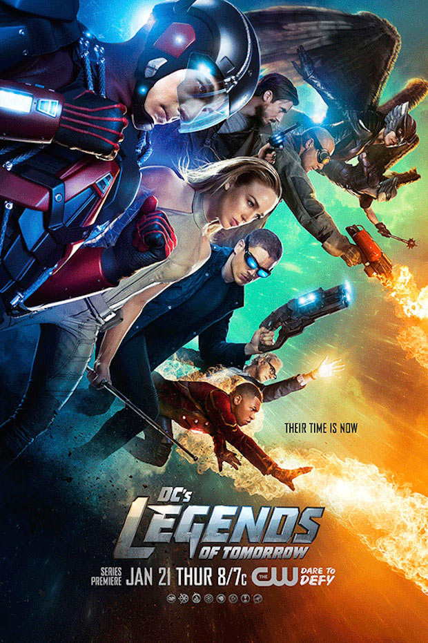 Legends of Tomorrow (Poster)