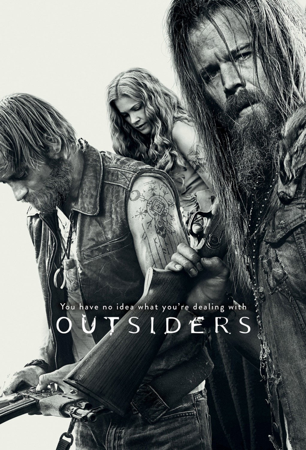 Outsiders - Saison 1 (Poster)
