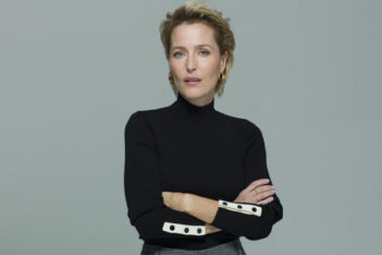 Avant Sex Education, Gillian Anderson en 6 rôles