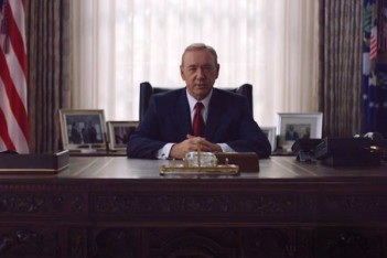 Concours House of Cards Saison 4 : 1 DVD et 1 Blu-ray à gagner