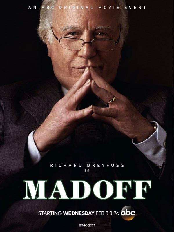 Madoff, poster