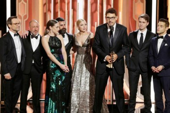 Golden Globes 2016, les résultats : Mr. Robot et Mozart in the Jungle sont les grandes gagnants