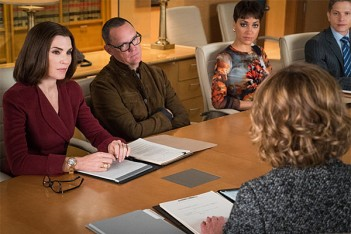 The Good Wife : Qui va à la chasse… (7.12)