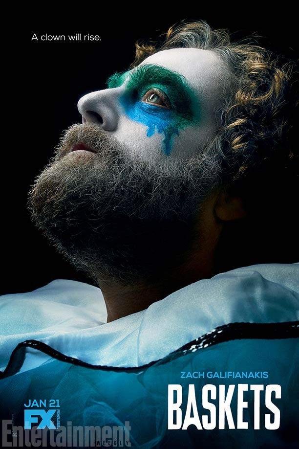 Baskets - Saison 1