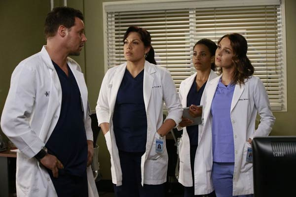 greys anatomy saison 12 episode 10 - Grey's Anatomy : À cœur ouvert (12.10)