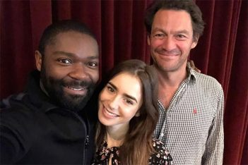Les Misérables : Dominic West, David Oyelowo et Lily Collins au casting de l'adaptation BBC