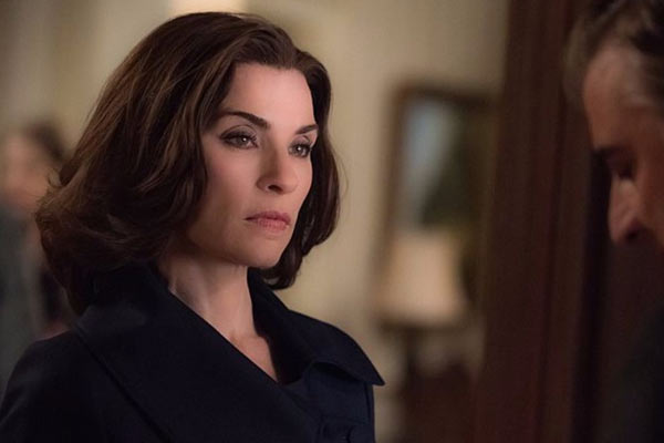 The Good Wife : le divorce (7.18)