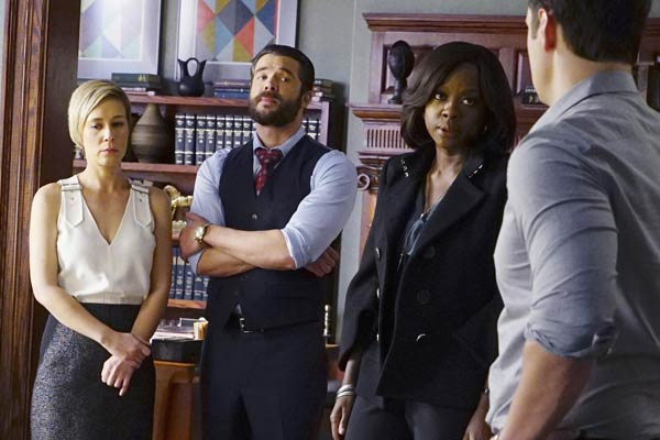 How to Get Away with Murder : Cartes sur table (2.13 & 2.14)