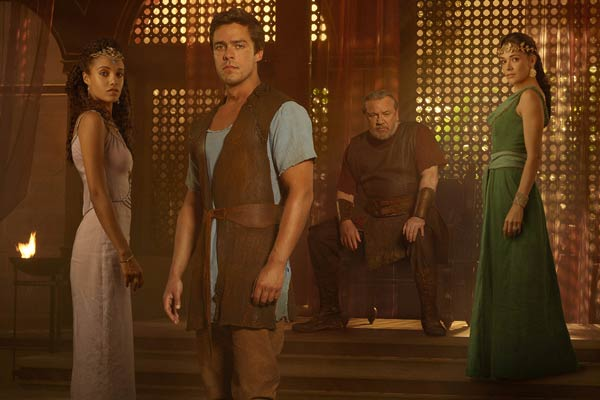 of kings and prophets - Audiences : Echec pour Of Kings and Prophets, retour morne pour Agents of SHIELD