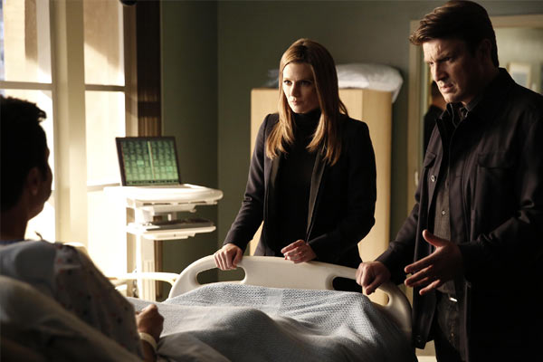 Castle Saison 8 Episode 19 - Castle : L'homme invincible (8.19)