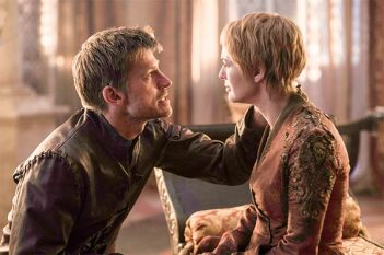 Game of Thrones : La Femme Rouge (6.01)