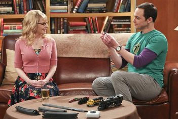 Audiences : The Big Bang Theory ouvre les sweeps en tête