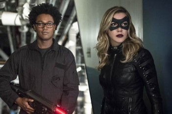 Katie Cassidy de passage dans The Flash, Echo Kellum promu régulier dans Arrow