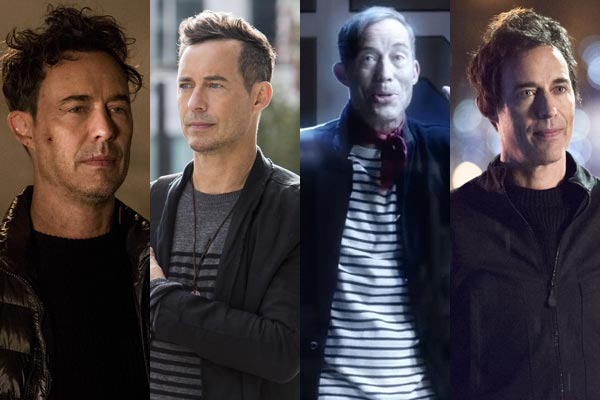 multiples version harrison wells - Harrison Wells de The Flash : Les différentes versions du fondateur de STAR Labs