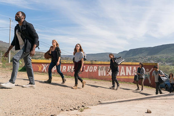 Fear The Walking Dead Saison 2 Episode 7 - Fear The Walking Dead : La ferme au Mexique (2.06)