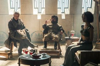 Game of Thrones : Le Livre de l'Etranger (6.04)