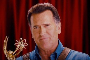 Bruce Campbell veut rendre les Emmys Groovy