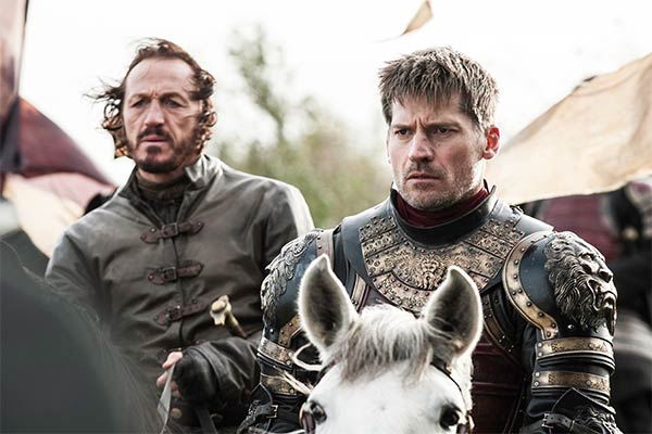 Game of Thrones saison 6 jaime fin - Game of Thrones termine sa saison 6 comme la 5, avec un record d'audience