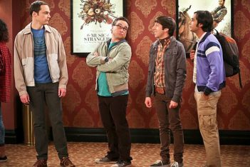 La fin de The Big Bang Theory pourrait être plus proche qu'on ne le pense