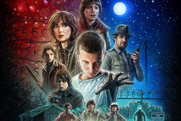 Stranger Things - Stranger Things est un succès d'audience, à la surprise de personne