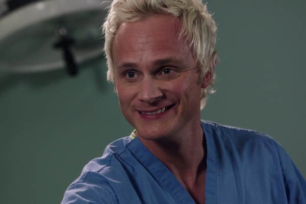 David Anders (Dr. Whale) dans Once Upon a Time