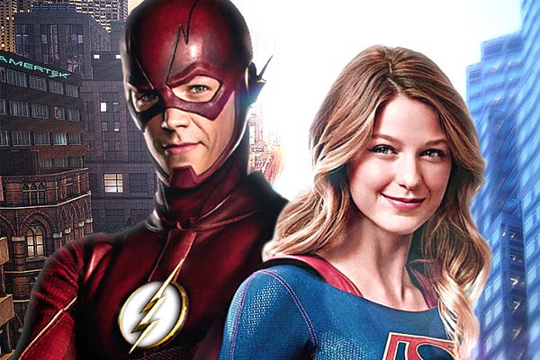 the flash et supergirl - La CW prépare un second cross-over entre The Flash et Supergirl qui sera musical