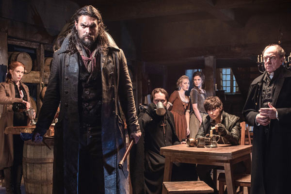 Frontier Saison 1 Discovery