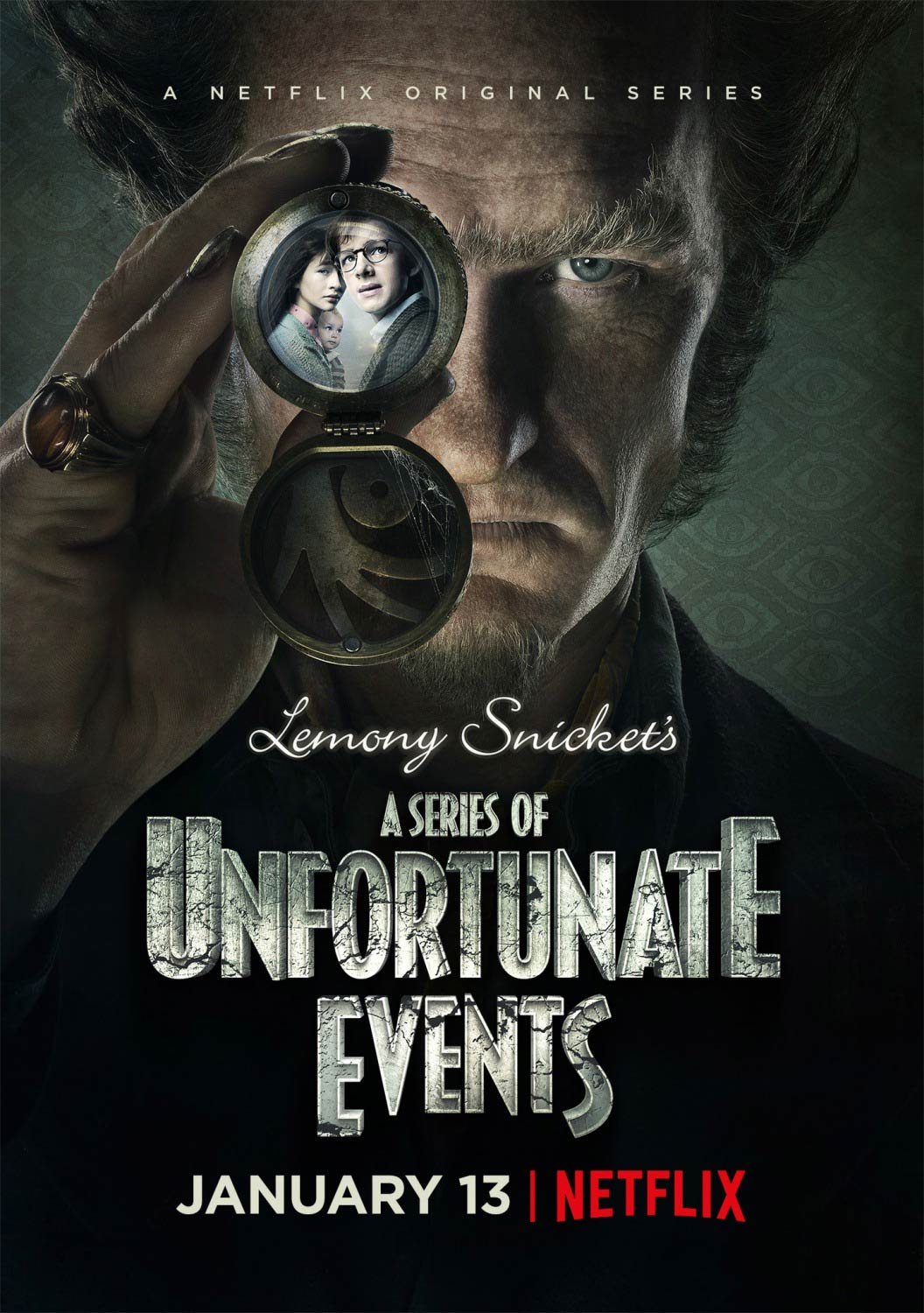 Les Désastreuses Aventures des orphelins Baudelaire – de son titre original A Serie of Unfortunate Events.