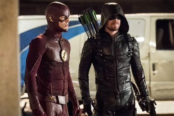 The Flash : Invasion ! partie 1 lance officiellement le crossover
