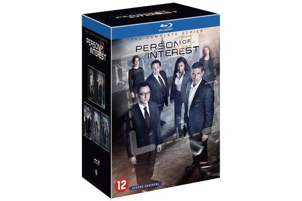 person of interest integrale - Sous le sapin du sériephile : Mini guide d'achat pour Noël 2017