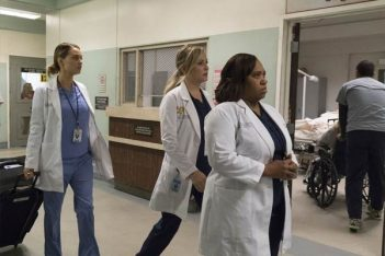 Grey's Anatomy : Consultation en prison (13.10)