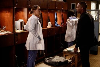 Grey's Anatomy : Mutinerie (13.11)
