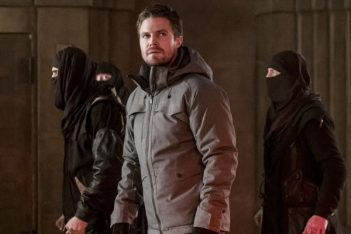 Arrow : Le jeu de Prometheus (5.16)