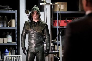 Arrow : Le secret d'Oliver (5.17)