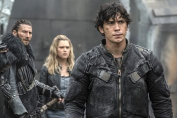 The 100 : Un transport mouvementé (4.06)