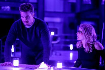 Arrow : Thérapie de couple (5.20)