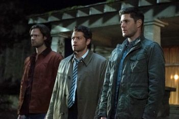 Supernatural : Une question de survie (12.22 et 23 - fin de saison)