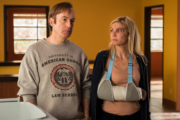 Better Call Saul Saison 3 Episode 10 - Better Call Saul : Un talent pour la destruction (3.10 - fin de saison)