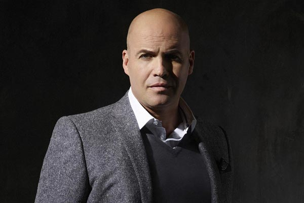 billy zane - Legends of Tomorrow saison 3 orchestre une réunion Titanic avec Billy Zane